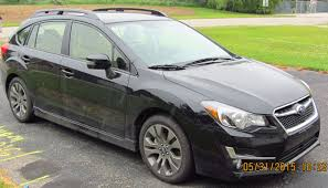 subaru sport hatchback 2015 subaru impreza sport premium hatchback review youtube