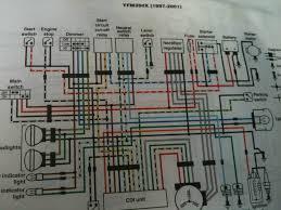 yamaha warrior wiring diagram the readingrat net and 2001 350