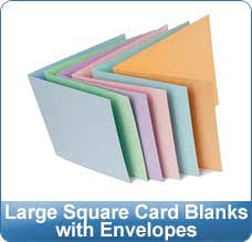 blank cards with envelopes card stock paperbox