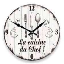 pendule cuisine privil eacute giez une horloge pratique et adapt eacute e agrave