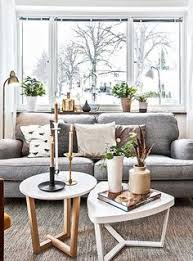 Gray Sofa Living Room Ideas 30 Stunning Scandinavian Design Interiors Full House Gray And