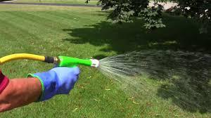 lesco chemlawn spray gun youtube