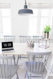 Dining Room Ideas by Best 25 White Dining Chairs Ideas On Pinterest White Dining