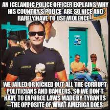 Iceland Meme - iceland jails bankers erases citizens debt recovers strong