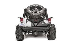 jku jeep truck jeep jk rear bumper u0026 tire carriers fab fours