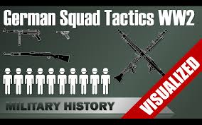 Than Other German Organizations Such As By Fighting To The Death | german squad tactics organization in world war 2 military