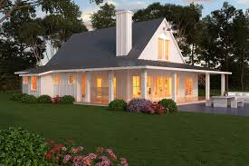 2 farmhouse plans front base model beautiful farmhouse cottage house plan with