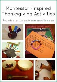 inspired thanksgiving activities