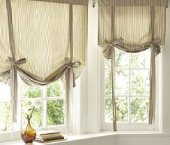 Curtains With Ties Tie Curtains Curtains Ideas