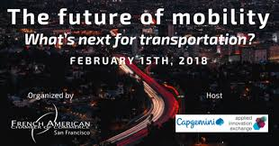 chambre de commerce san francisco high tech committee the future of mobility what s for