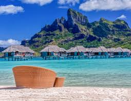 overwater bungalows in tahiti travel makers