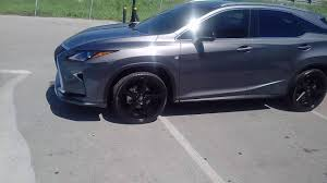 lexus rx 350 for sale miami 877 544 8473 22 inch kmc km685 district all black wheels 2016