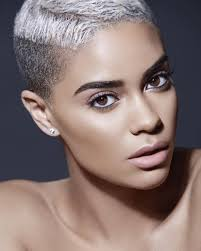 balding black women natural hair syyle 80 upscale short haircuts for black women be cute natural in
