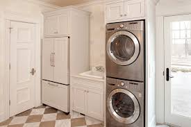 Kitchen Laundry Design Small Stackable Washer Dryer Combo Invades Every Laundry Room With