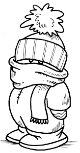 25 snowman coloring pages ideas free