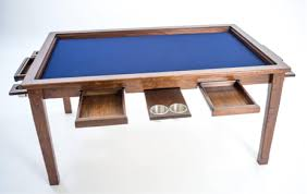 geek chic gaming table living the nerd life board game news
