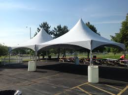 tent rental chicago 20 x 40 high peak frame tent rental awesome amusements party rentals