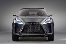lexus that looks like a lamborghini lexus lf nx concept looks like a cross between an origami car and