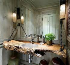 badezimmer modern rustikal die besten 25 rustikale badezimmer designs ideen auf