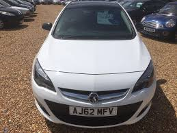 used 2012 vauxhall astra active limited edition cdti for sale in