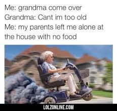 Funny Grandma Memes - park ranger passed out drunk on duty abuse of authority