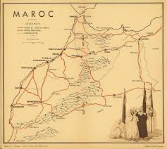 Morocco Africa Map by Index Of Country Africa Morocco Maps