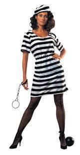 Womens Prisoner Halloween Costume Prisoner Costumes Halloween Costumes U0026 Decor