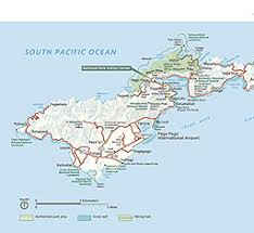 map samoa maps national park of american samoa u s national park service