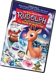 amazon rudolph red nosed reindeer u0026 island misfit