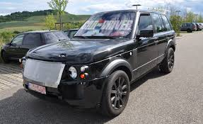 jeep range rover black 2014 range rover mule has jaguar dial shifter u2014and possible diesel