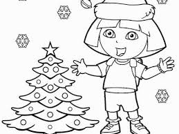 57 dora and boots coloring pages adventure dora and boots