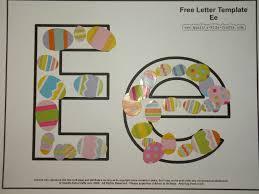 letter e crafts letter e the files of mrs e