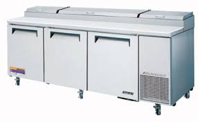 Commercial Prep Table Commercial Refrigerated Pizza Prep Tables From Norlake Turbo Air