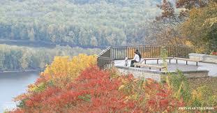7 stunning iowa park views fall dnr releases
