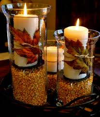 fall home decorating