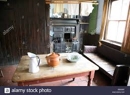 early 20th century cottage interior recreated at black country