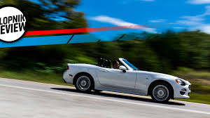 fiat spider vs miata the 2017 fiat 124 spider is how you say u0027not as good as the miata