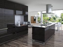 Contemporary Kitchen Cabinets Contemporary Kitchen Cabinet Design Black Island Pendant
