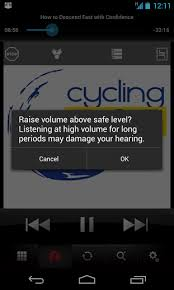 android volume how do i disable the unsafe volume warning android forums at