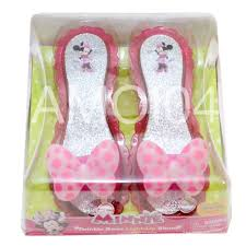minnie mouse light up shoes disney minnie mouse twinkle bows light up shoes ebay