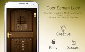 door lock screen android apps on google play