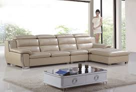 Contemporary Leather Sectional Sofa by Modern Leather Sectional Sofa