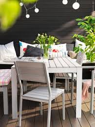 Ikea Folding Table And Chairs Falster Ikea I Love The Looks Of This Outdoor Dining Set Table