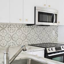 Ask An Expert Tile Tips From Granada Tile  DesignSponge - Cement tile backsplash