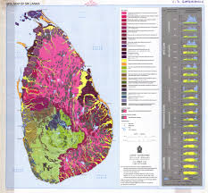 Map Of Sri Lanka Soil Map Of Sri Lanka Esdac European Commission