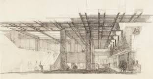 boston society of architects hosts city hall exhibit of rare drawings