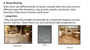 flooring types and techniques