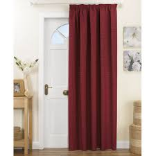 making front door curtains u2014 new decoration