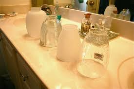 Replacement Glass For Bathroom Light Fixture Bathroom Light Fixture Covers Impressive Bulb Decorating Diy