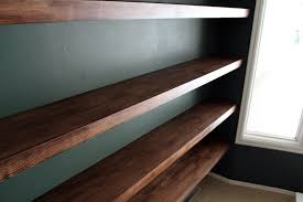 heavy duty wall mounted bookshelves